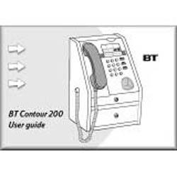 BT Contour User Guides