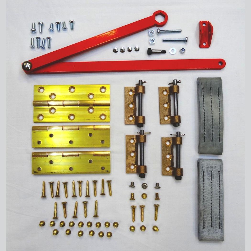 K6 DOOR INSTALLATION KIT