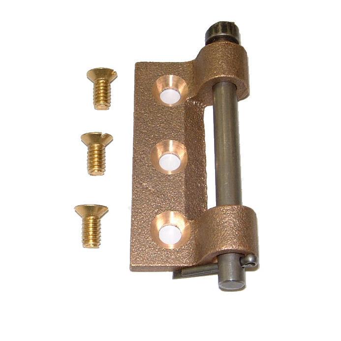 K6 DOOR SHACKLE KIT (FRAME SIDE)