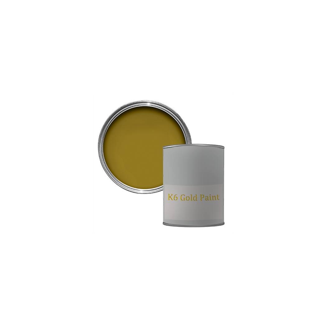 K6 GOLD PAINT - 125ML