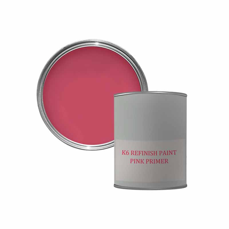 K6 PINK PRIMER REPAIR PAINT - 500ML