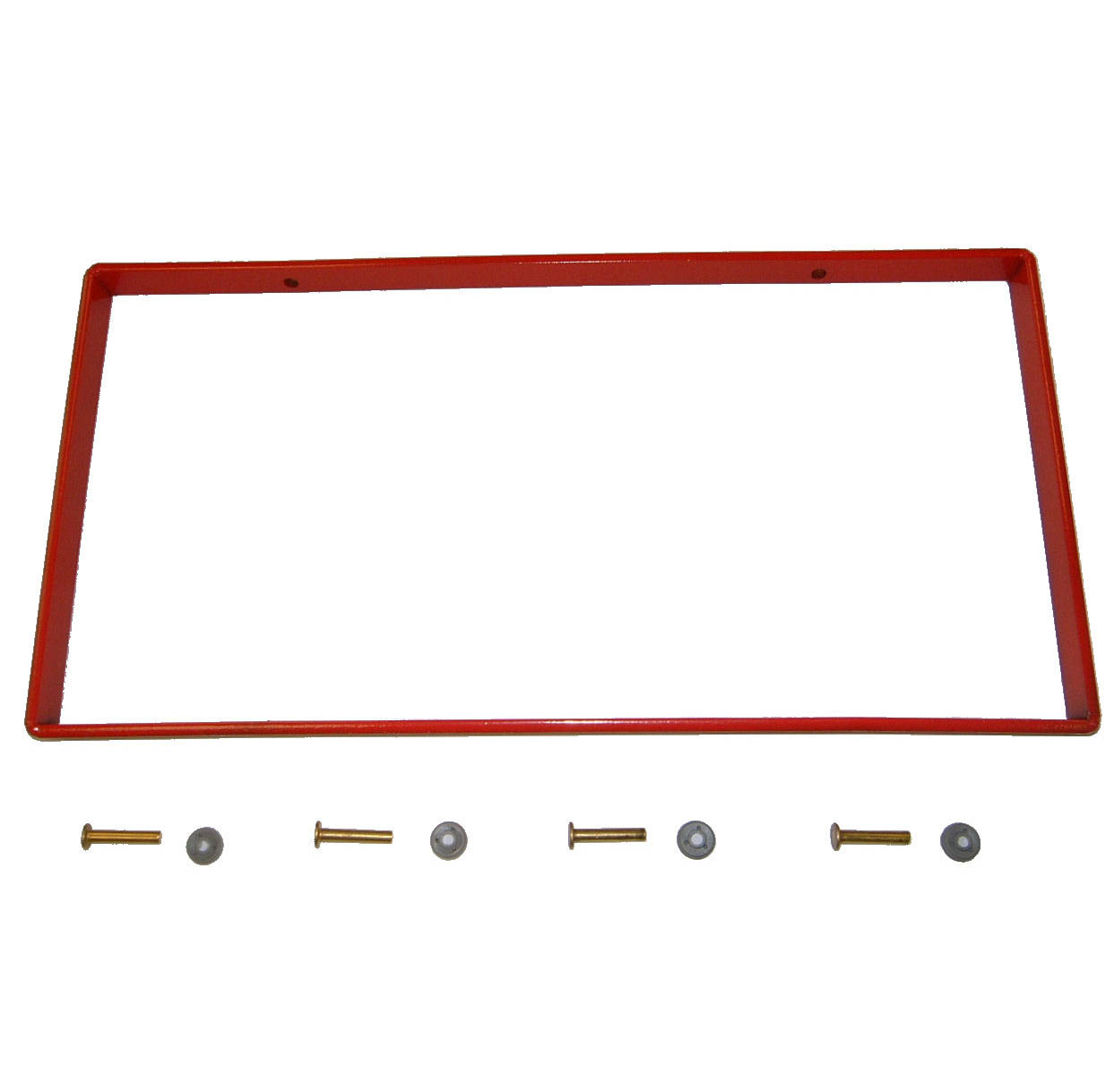 K6 LARGE STEEL GLAZING FRAME KIT X 5