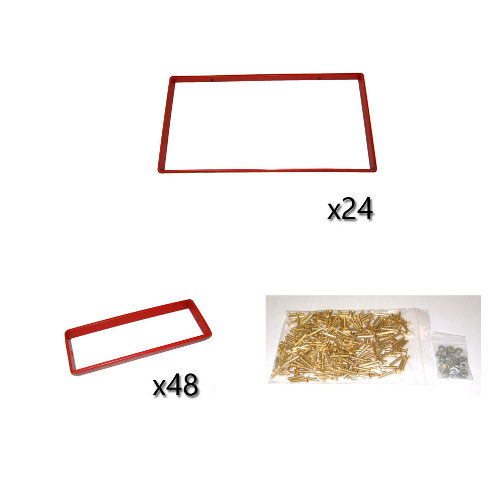 K6 GLAZING KIT OPTION B