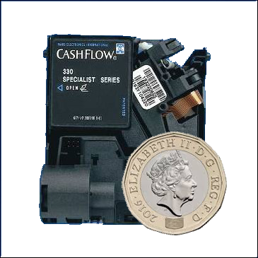 Mars Cashflow 330 - New £1 Upgrade