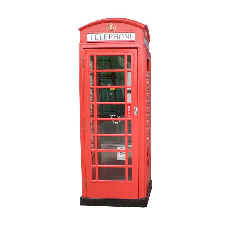 K6 Red Telephone Box