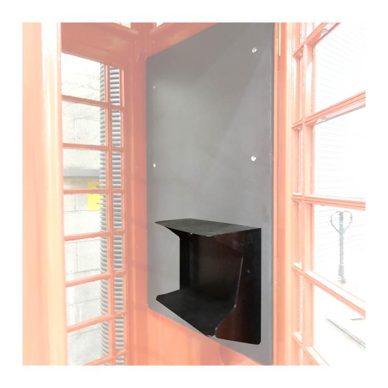 K6 Double Shelf Unit