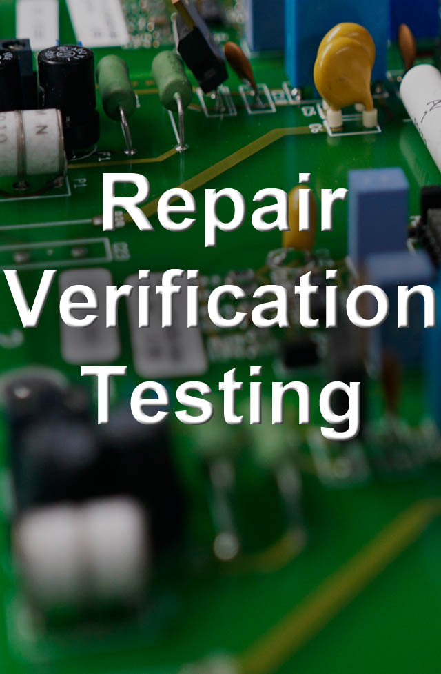 Repairs Validation and Refurbishment Service